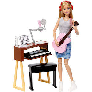 Best Barbie Dolls and Playsets Barbie Musician Doll and Playset photo