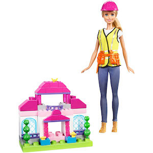 Best Barbie Dolls and Playsets Barbie Builder Doll and Playset photo