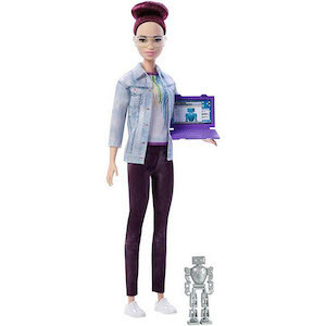 Best Barbie Dolls and Playsets Barbie Career of the Year Robotics Engineer Doll photo