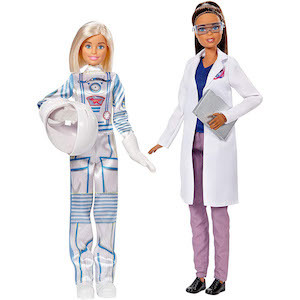 Best Barbie Dolls and Playsets Barbie Astronaut and Space Scientist Dolls photo