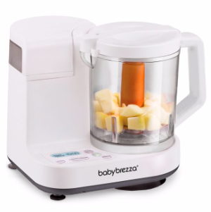 Best Baby Food Makers Baby Brezza Glass One Step Baby Food Maker photo