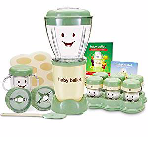 Best Baby Food Makers Magic Bullet Baby Bullet Baby Care System photo