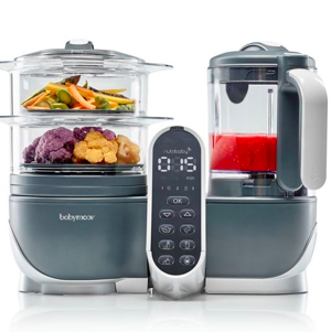 Best Baby Food Makers Babymoov Duo Meal 5-in-1 Food Prep System photo