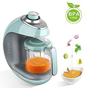 Best Baby Food Makers Maxkare Baby Food Maker photo