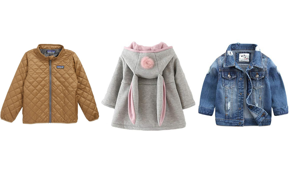 10 Stylish and Sweet Spring Jackets for Toddlers
