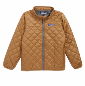 Spring Jackets for Toddlers Patagonia Quilted Water Resistant Jacket for Toddler Boys photo