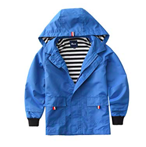 Spring Jackets for Toddlers Hiheart Toddler Waterproof Jacket photo