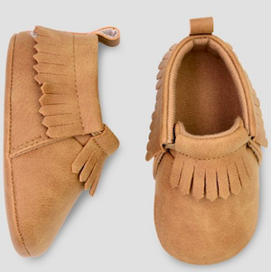 Carter's Just One You Baby Moccasins photo