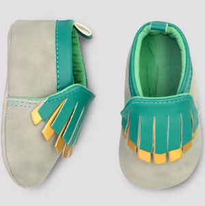 Cloud Island Target Baby Moccasins photo