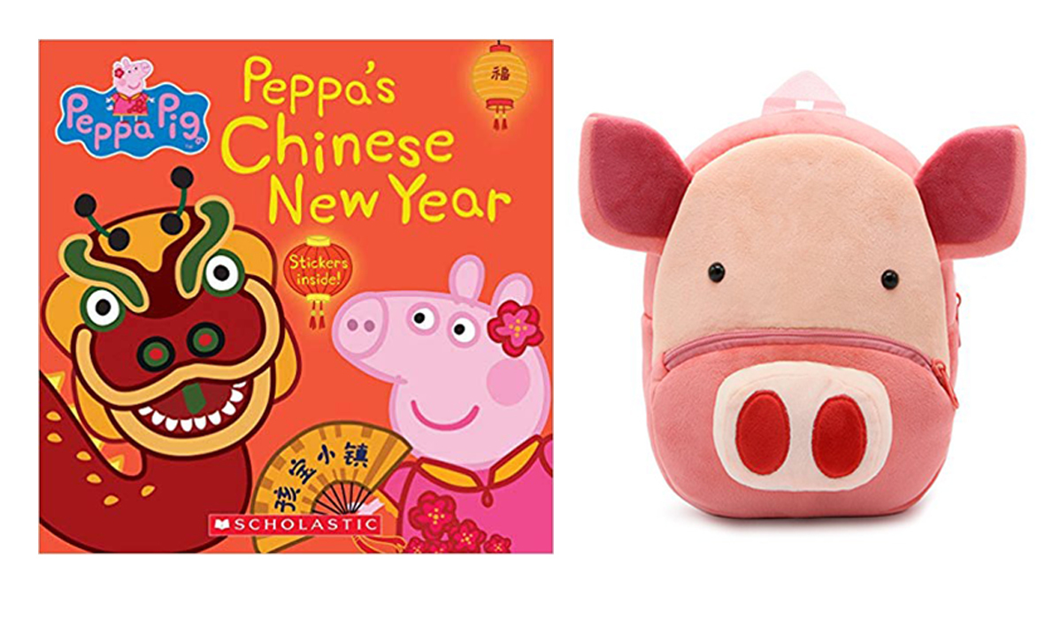 15 Adorable Pig-Themed Baby and Toddler Gifts to Celebrate the Year of the Pig