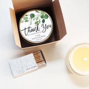 Lulu Sugar Personalized Candle Package Etsy photo