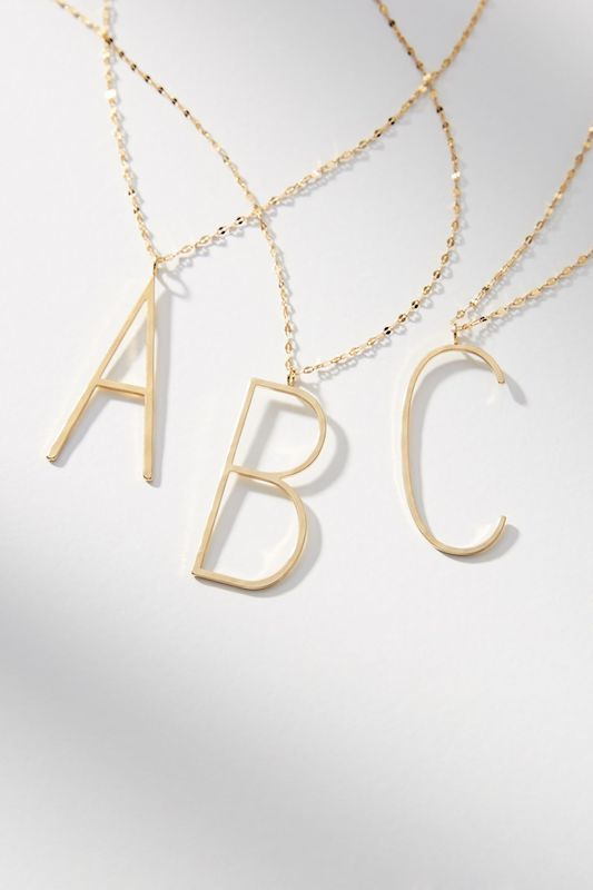 Anthropologie necklace photo