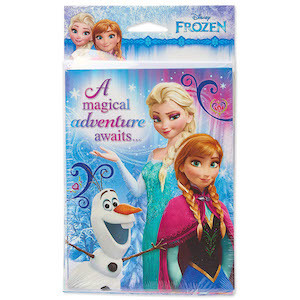 Frozen Birthday Party Ideas American Greetings 'Frozen' Invite and Thank You Combo Pack photo