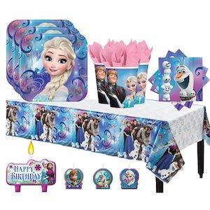 Frozen Birthday Party Ideas 'Frozen' Birthday Party Pack photo