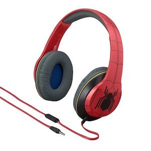 Spider-Man Gift Ideas Marvel Spiderman Over-the-Ear Headphones photo