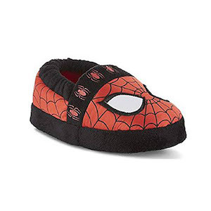 Spider-Man Gift Ideas Disney Kids' Avengers Scuff Slippers photo