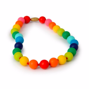 Best Teething Necklaces Chewbeads Junior Toddler Teething Necklace photo