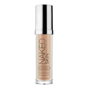 Weightless foundation for combination skin by Urban Decay photo