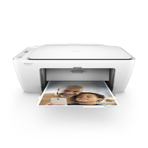 White all-in-one wireless printer from Walmart photo