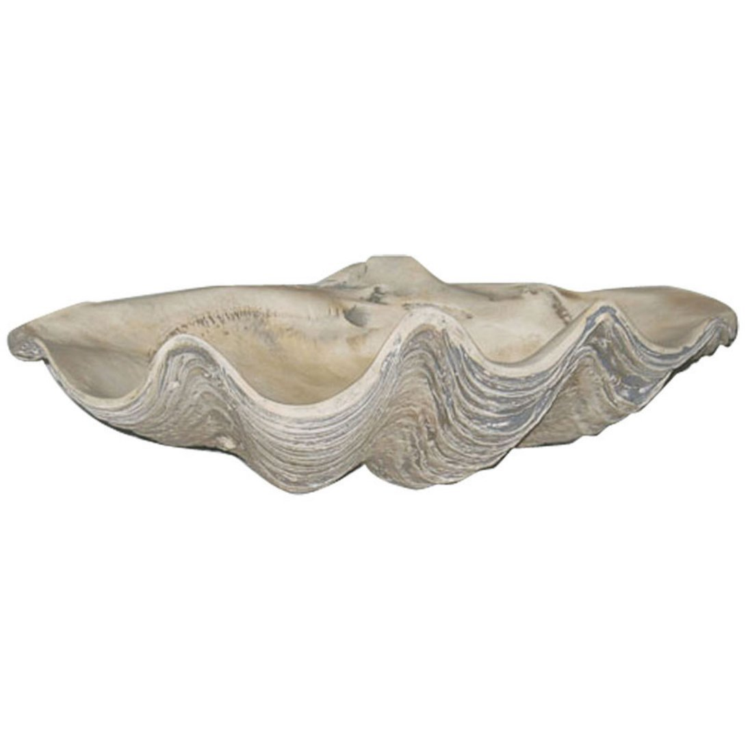 beach wedding decorations House Parts Large Clam Shell photo