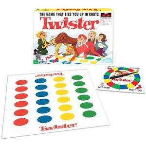 Best Retro Toys for Kids Classic Twister photo
