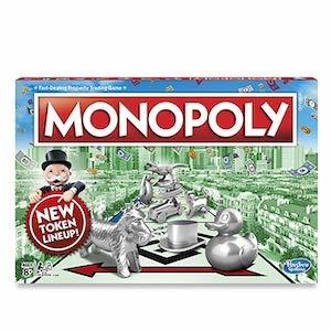 Best Retro Toys for Kids Classic Monopoly Game photo