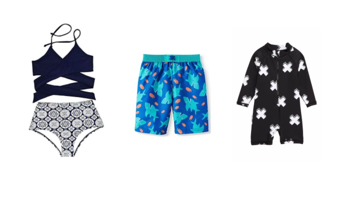 The Most Stylish Swimsuits for Kids of All Ages
