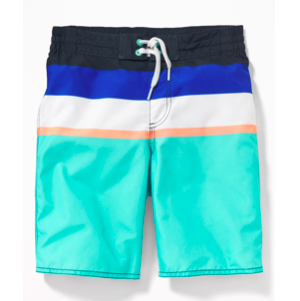 Best Swimsuits for Kids Old Navy Patterned Board Shorts Boys photo