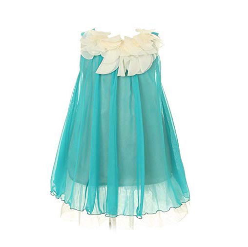 best flower girl dresses Kid's Dream Floral Lace Bodice Dress photo