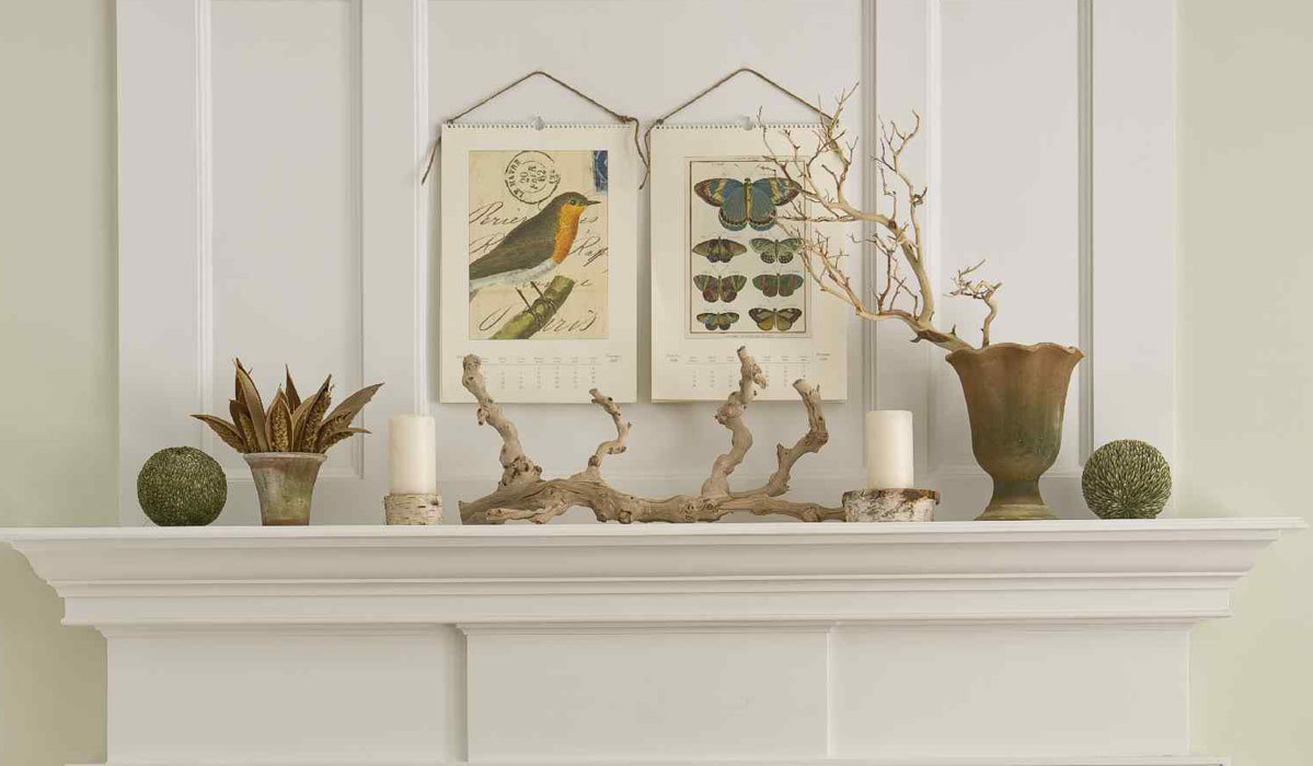 6 Budget-Friendly Decorations That Complete Your Mantel
