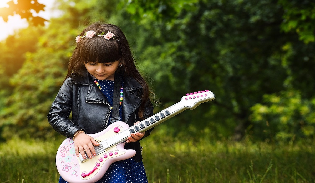 Best Musical Instruments for Kids of All Ages
