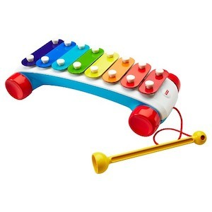 Best Musical Instruments for Kids Fisher-Price Classic Xylophone photo