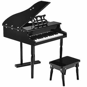 Best Musical Instruments for Kids Goplus Classical Kids Piano with Bench photo