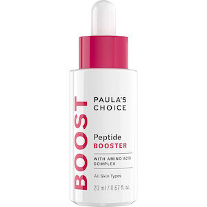 Daylight Savings Time Survival Tools Paula's Choice BOOST Peptide Booster photo
