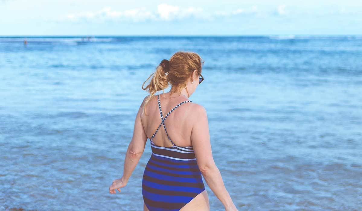 6 Incredibly Flattering Plus-Size One-Piece Swimsuits for Every Style