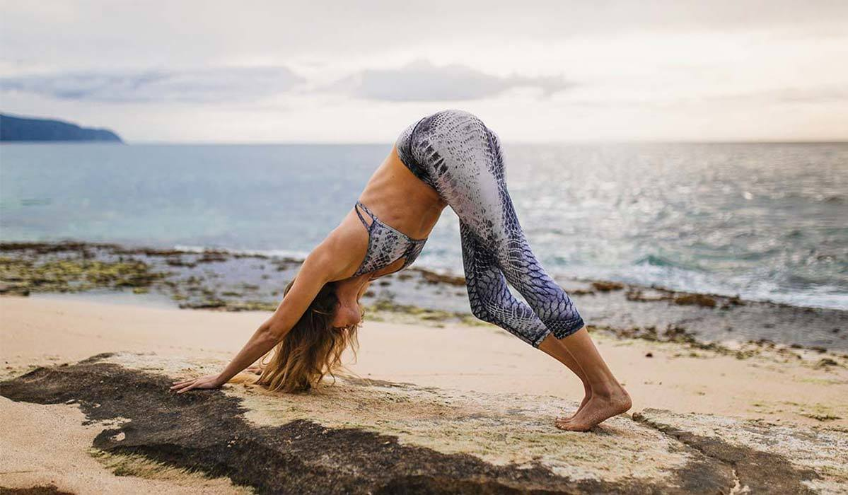 5 Stylish Swim Leggings to Wear In and Out of the Water