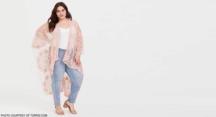 7 Pretty Plus-Size Spring Fashion Picks — for as Little as $11!