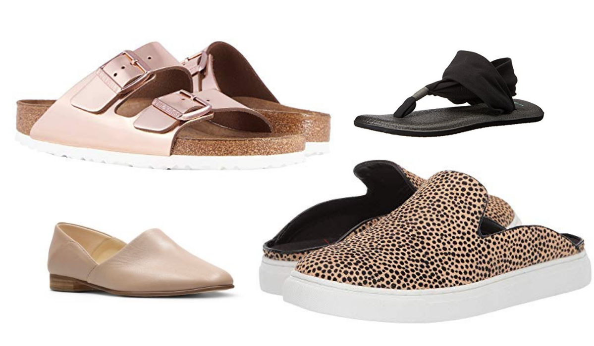 The Most Comfortable and Stylish Shoes for Pregnant Women