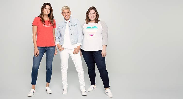 10 Fashion Pieces We Can't Resist Buying from Ellen DeGeneres' New Collection at Walmart — Under $30!