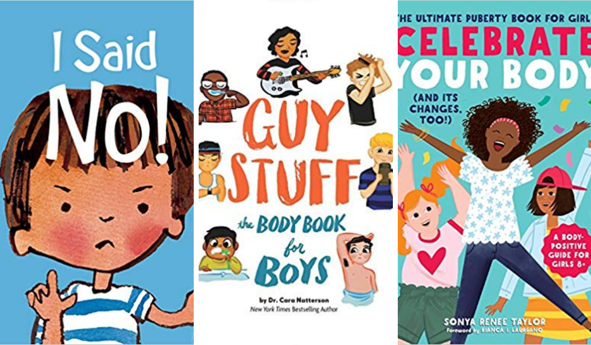Body, Puberty and Sex Ed Books to Help Kids Through Every Stage of Development