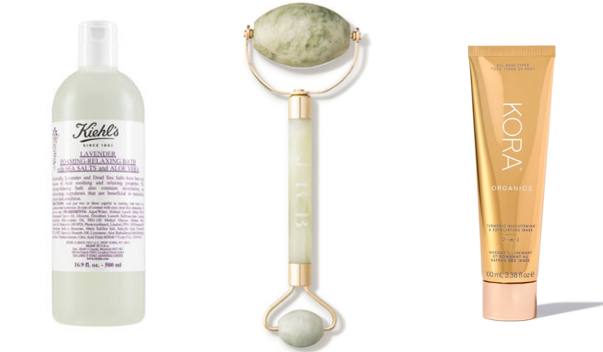 Mom's Day Off: Turn Your Home into a Spa with These 10 Luxe and Lovely Self-Care Beauty Products