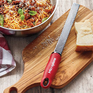 Microplane Soft-Handle Zester Grater photo