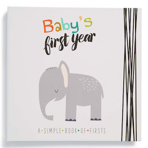 Lucy Darling 'Baby's First Year' Memory Book photo