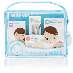 Fridababy Bitty Bundle of Joy Mom & Baby Healthcare and Grooming Gift Kit photo