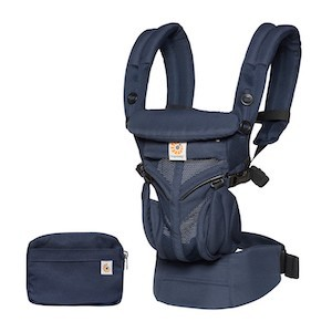 Ergobaby Omni 360 Cool Air Mesh All Carry Positions Baby Carrier photo