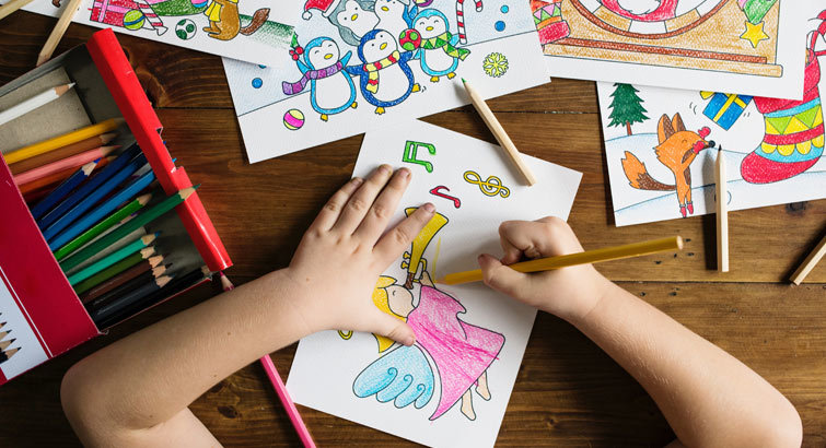 6 Fun Crafts That'll Keep Your Kids Entertained for Less Than $25