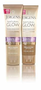 Jergens Natural Glow 3 Days to Glow Moisturizer Walmart photo