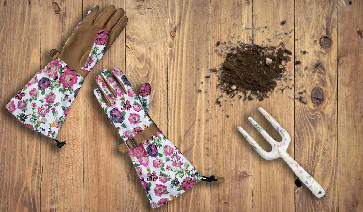 These Floral Garden Tools are Just as Pretty as Your Plants