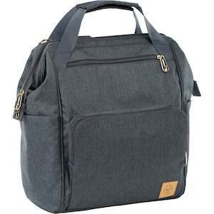 LASSIG Glam Goldie Diaper Backpack photo