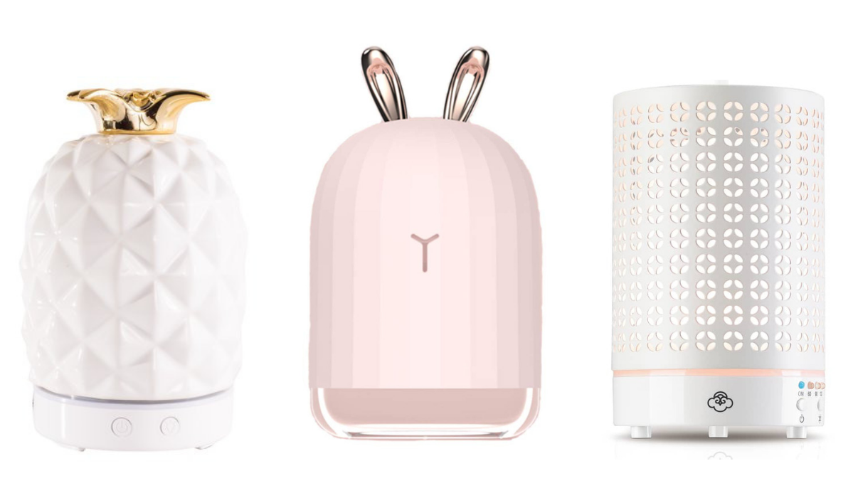 Best Essential Oil Diffusers for Your Little One's Room
